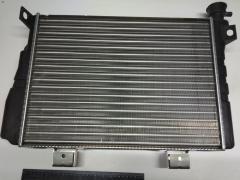 Радиатор охлаждения ВАЗ 2105 алюм., ДААЗ (гарантия