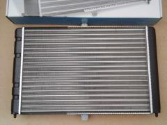 Радиатор охлаждения ВАЗ 2108 алюм., ДААЗ (гарантия