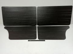 Карты дверей ВАЗ 2106 (2101-2107) дермантин