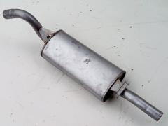 Глушитель Audі 80 86-91, POLMO (01.05)