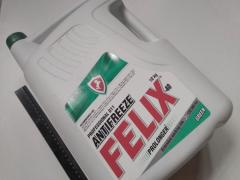 Антифриз FELIX PROLONGER (-40) (зеленый) 10 кг.