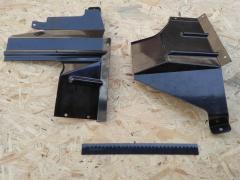 Protection of engine crankcase