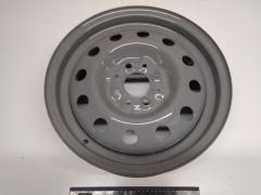 Диск колесный ВАЗ 2110, АвтоВАЗ (14Н2х5.0J 4x98 58.6 ET35) серый