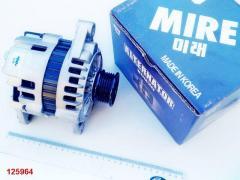 "Генератор Lanos 85А, ""MIRE"" Корея (96404012)"