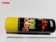 Краска Deco Blik (RAL 1023) Насыщенный желтый (400мл)