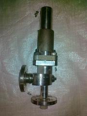 Safety valve P-53085-015M Du15 Ru16