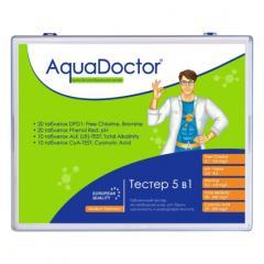 AquaDoctor Тестер AquaDoctor 5 в 1