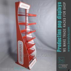 Метална рекламна стойка