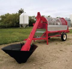Grain cleaner mobile OZM