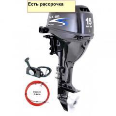 Мотор для лодок и катеров Parsun F15A FWS...
