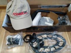 Металлоискатель Fisher F44 +катушка 11DD