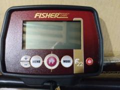 Металлоискатель Fisher F22 (Катушка Mono 9'')