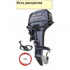 Моторы Parsun T40J FWS (40 л.с. короткий...