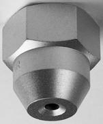 Nozzles for metallurgy