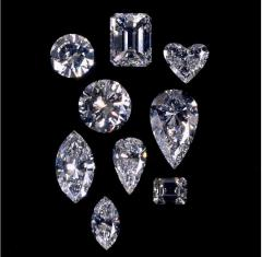 Алмазы. Бриллиант - драгоценный камень первого