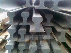 Rails are crane, fixture