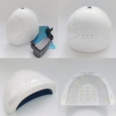 LED лампа SUN One 48W Белая Лампа для гель-лаков