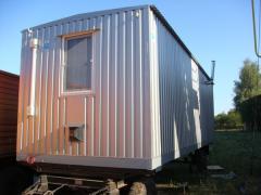 Жилой дом на твёрдом топливе , газовый конвектор