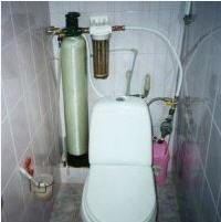 Системы очистки водопроводной воды.