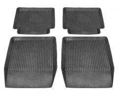 Set of rugs automobile for cars VAZ 2101