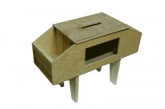 Beekeeper's stool