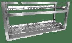 Drying shelfs