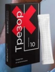 Трезор - капсулы от алкогольной зависимости