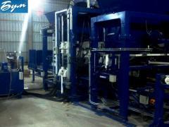 Вибропресс БП-550 (автомат) для производства