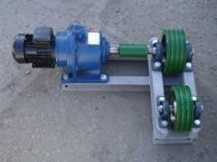 Приводная станция для механического канала