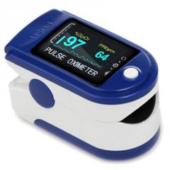 Пульсоксиметр на палец Finger Pulse Oximeter