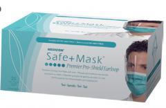 Masks. SAFE+MASK® Premier Pro-Shield masks