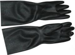 Перчатки кислотно-щелочные. Средства защиты рук