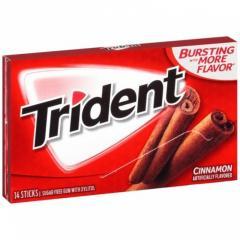 Жевательная резинка Trident корица 14 шт