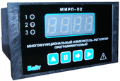 The measuring instrument - the regulator