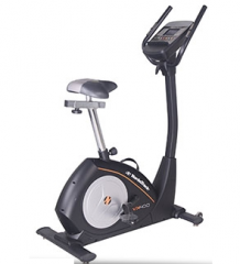 The exercise bike is vertical, NordicTrack VX400