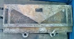 Plate otboyny crushers of Sandvik JM 1108
