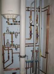 Water equipment, Equipment for water supply