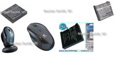 (Mouse) of Logitech, Razer to buy the accumulator