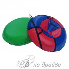 Тюбинг ПВХ плотность 650 диаметр 100 см (надувные