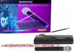 Shure SH-200 vocal Shure SM58 radiomicrophone