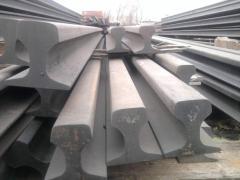 Subcrane rail of KP-70,80,100
