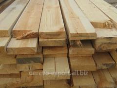 Oak edged board 1, 2, 3, 4 grades according to the