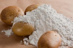 Potato starch wholesale (Poland).