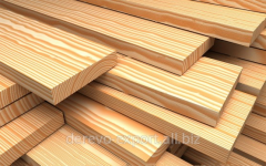 Oak timber. Export.