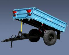 Прицеп тракторный НТ-2-02, грузоподъемностью 2 тн