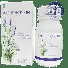 Bactenormin (Бактенормин) - капсулы от паразитов