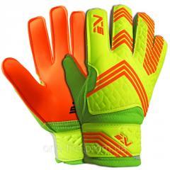 Вратарские перчатки SportVida SV-PA0043 Size...