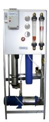 The filter for water (system of ultrafiltration)
