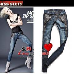 Women's Miss sixty jeans to buy, the price