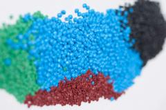 Secondary polymeric raw materials: secondary